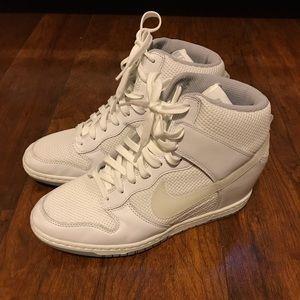 Nike Dunk Wedges